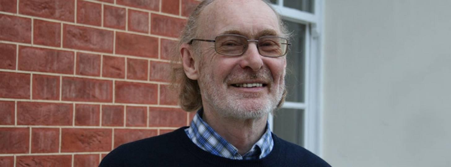 Professor Alan Downie: Celebrating 39 years at Goldsmiths