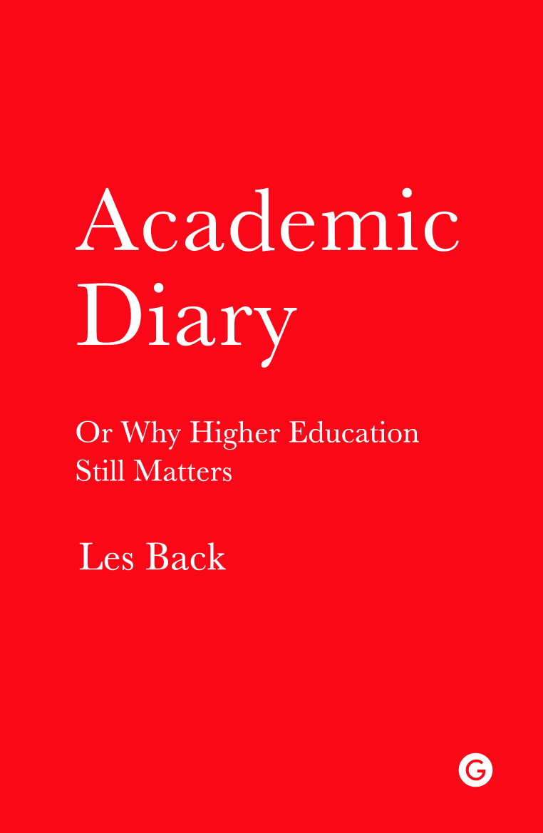 Book cover of Academic Diary