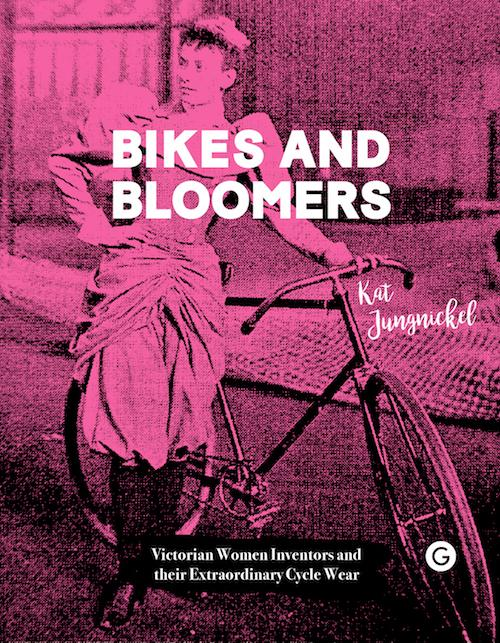 Book cover of Bikes and Bloomers