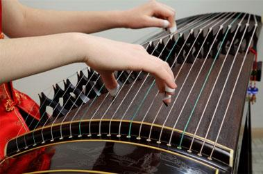 Short course - Guzheng