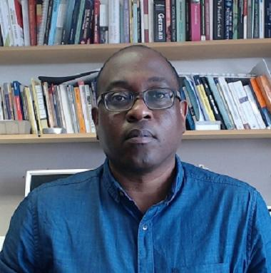 Photo of Brian Alleyne BSc MSc PhD