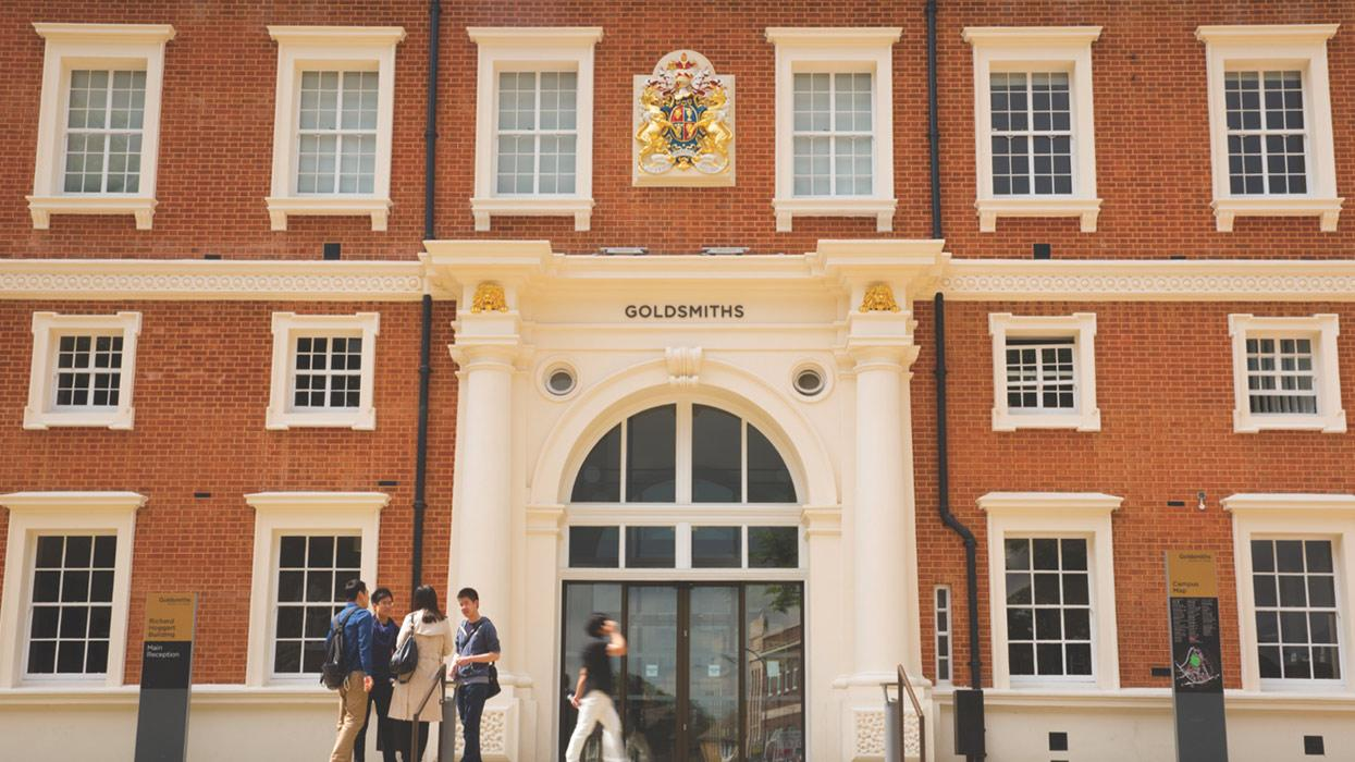 Richard Hoggart Building at Goldsmiths, University of London