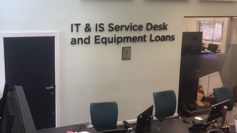 It Is Service Desk
