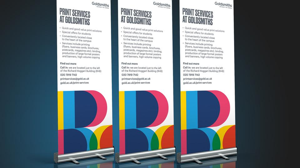 Print Services | Goldsmiths, University of London