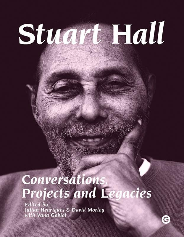 Book cover of Stuart Hall