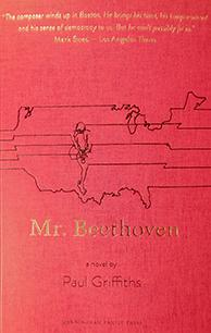 Book cover from Mr. Beethoven
