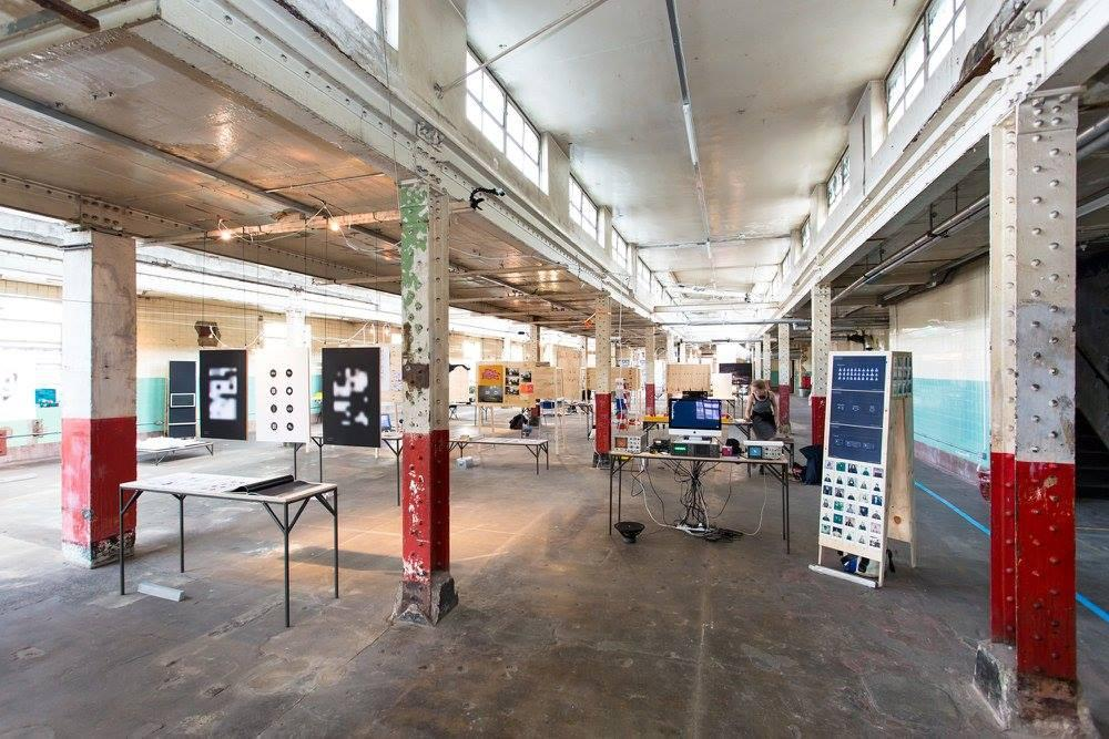 BA Design Degree show at Truman Brewery