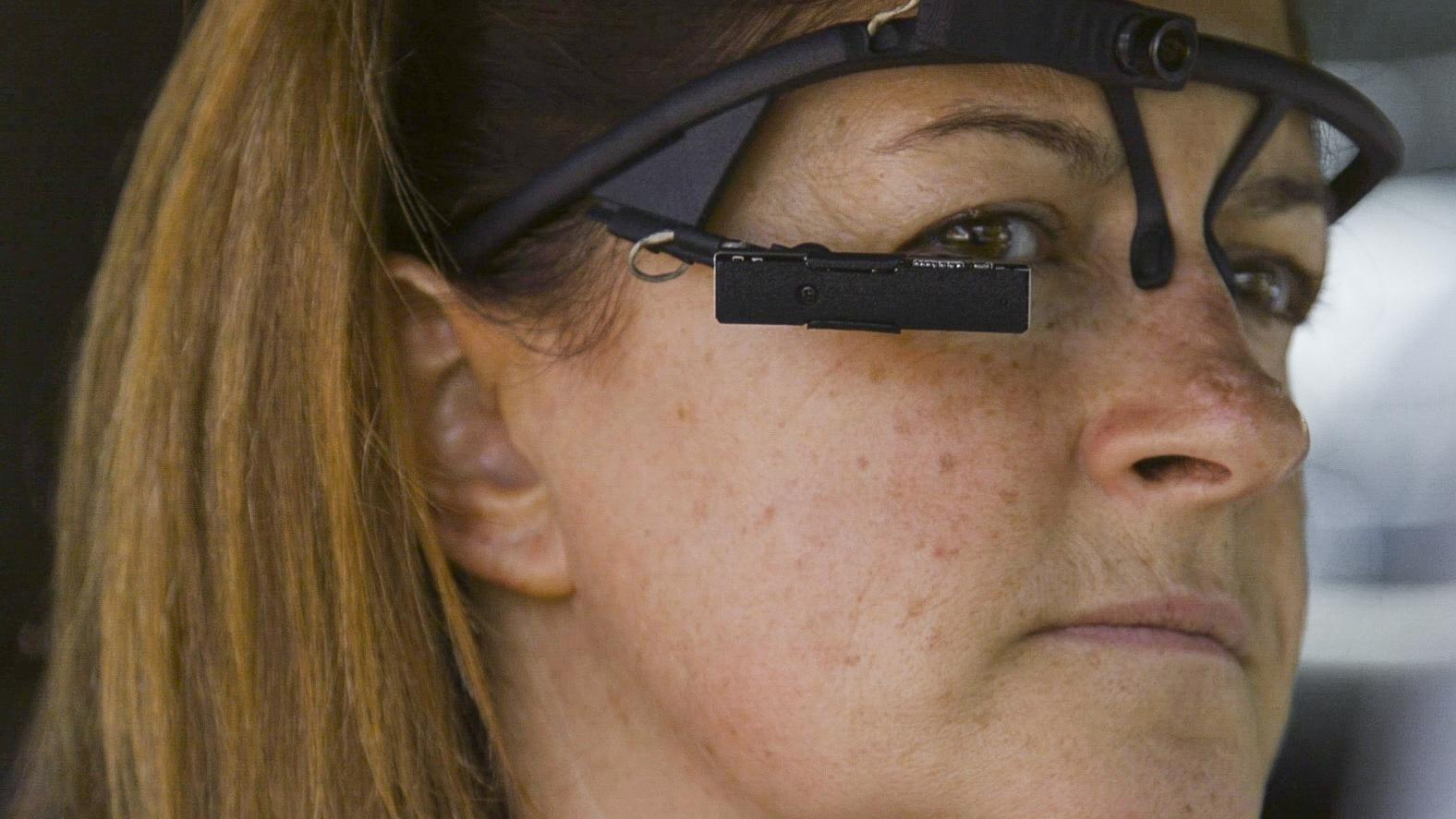 Eye-tracking driver challenge launched | Goldsmiths