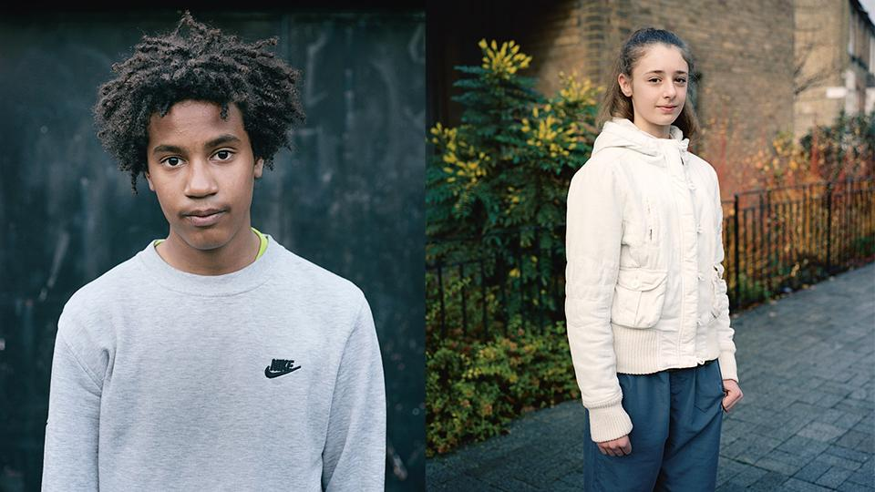 Selected photos from London Youth by Julian Mährlein