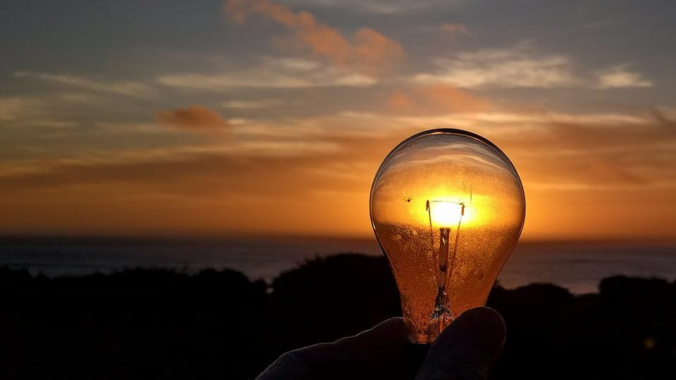 The researchers found a lightbulb moment sees dopamine 'factories' in the brain light up