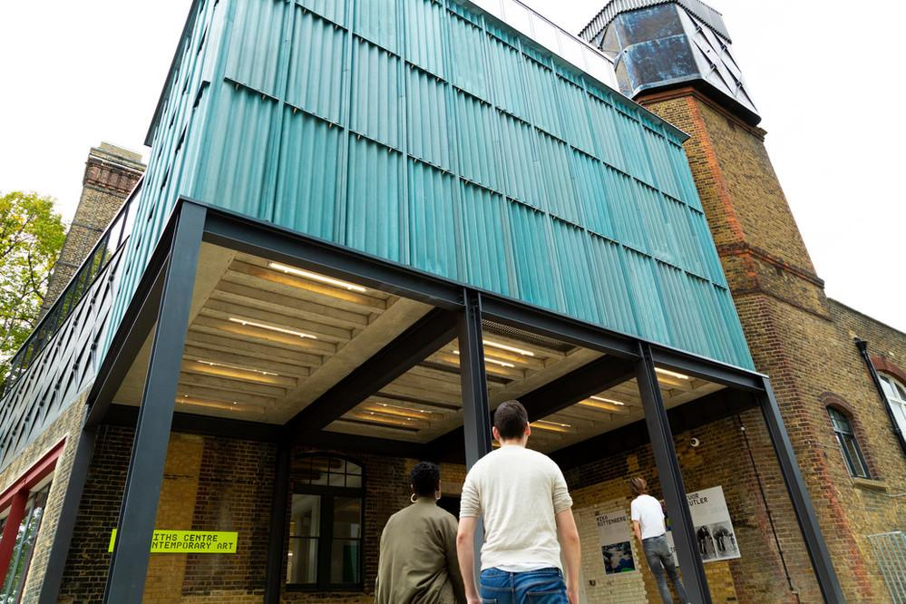 The Goldsmiths Centre for Contemporary Art