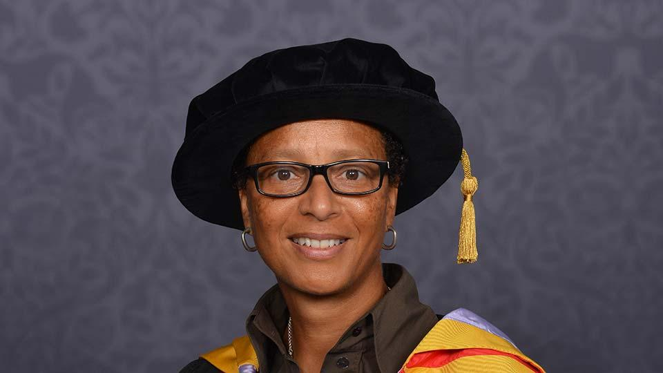 Photo of Hope Powell CBE