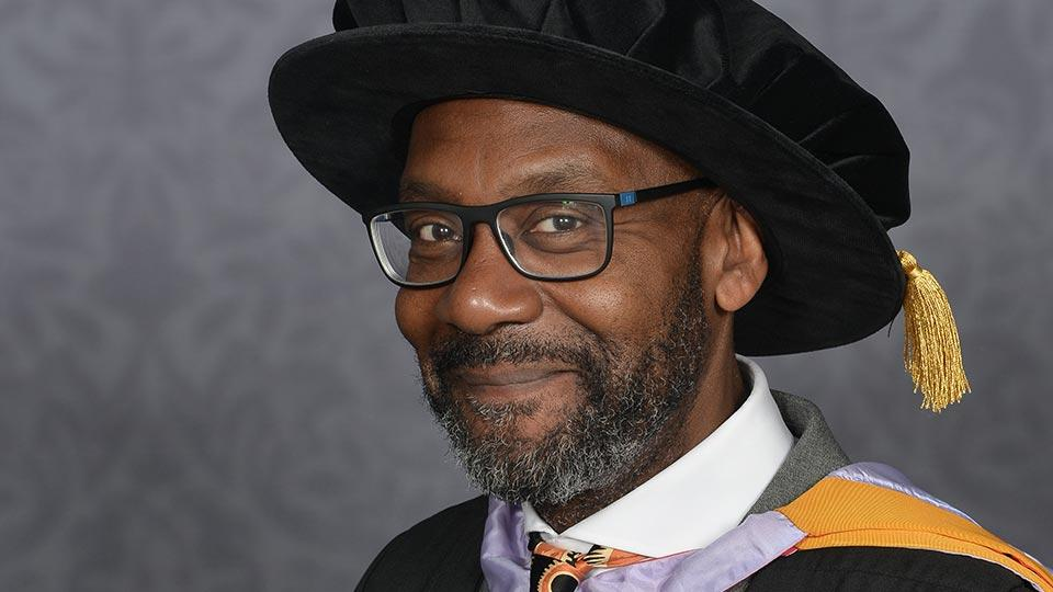 Photo of Lenny Henry