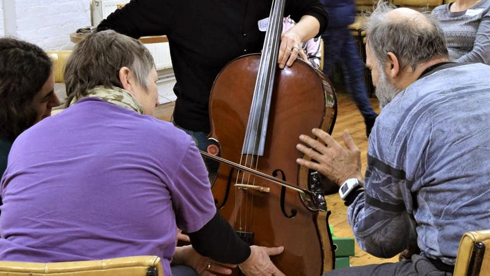 Community Music Practice: People Living with Dementia