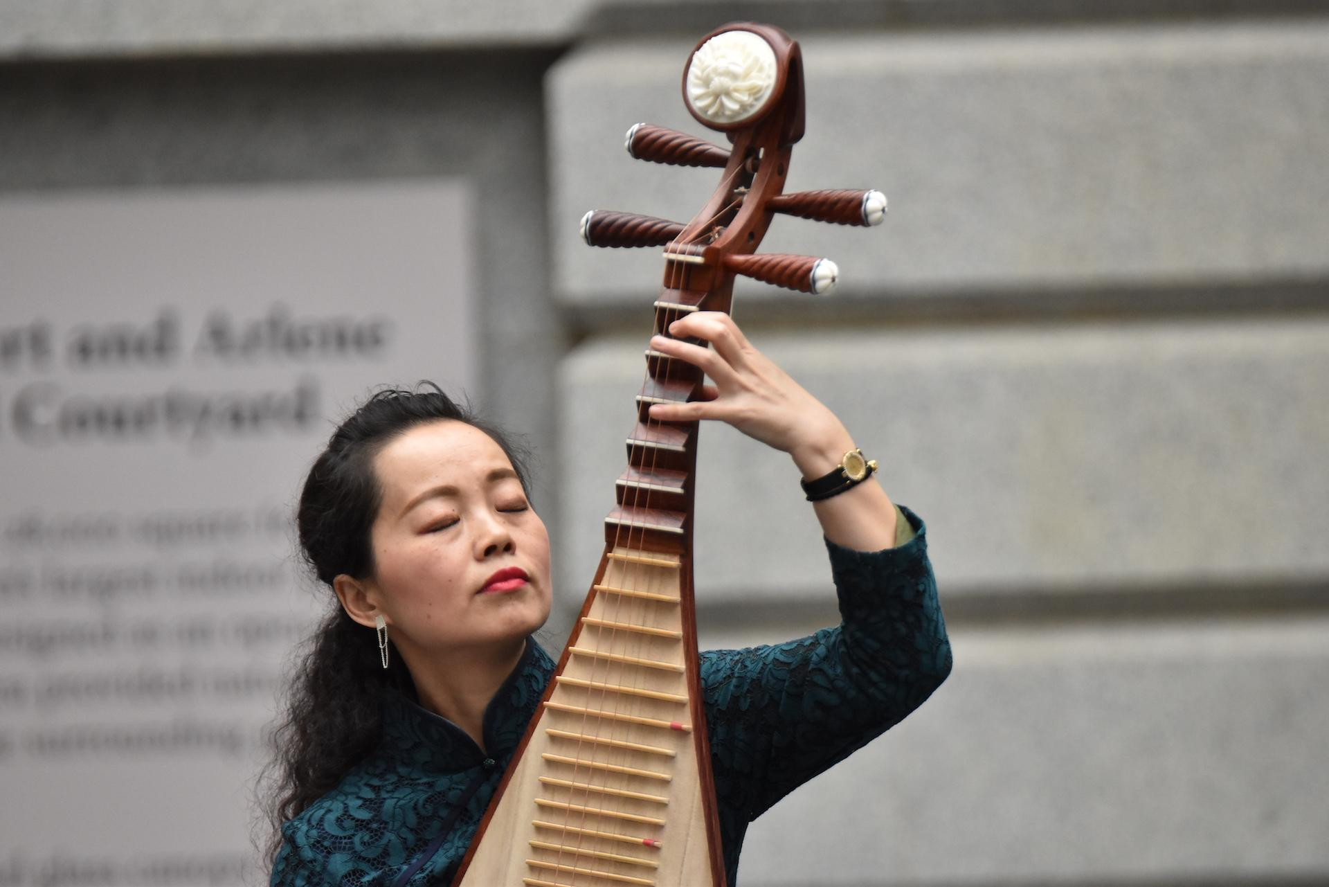 Learn Chinese Music: Pipa