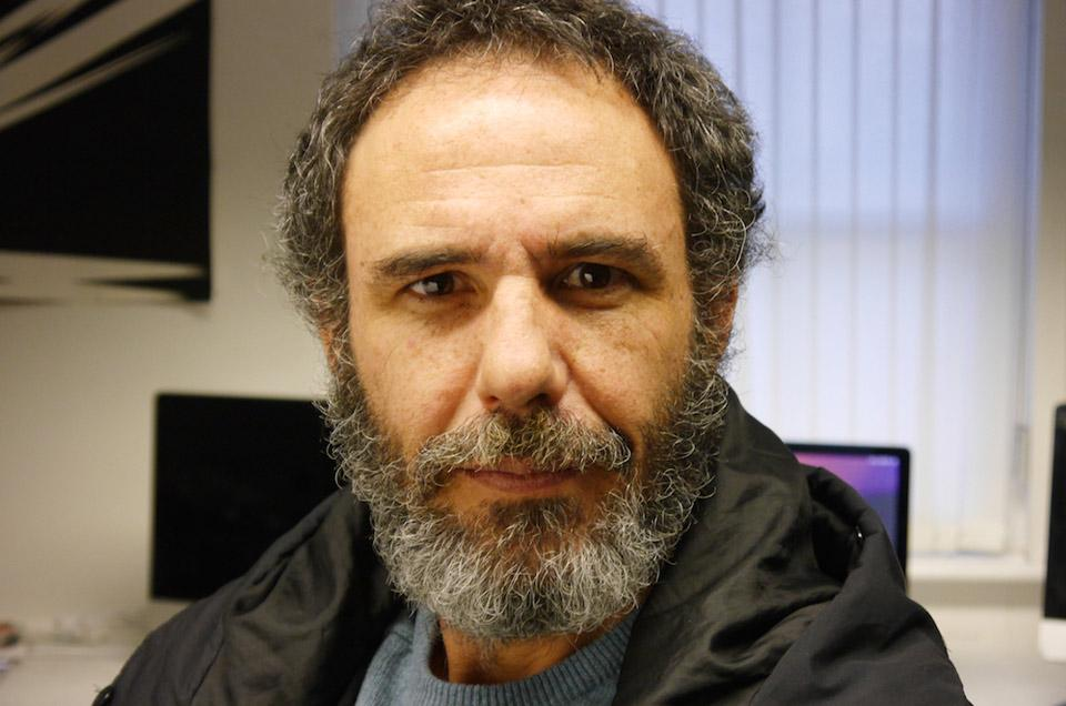 Photo of Dr Ricardo Leizaola PhD