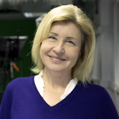 Photo of Dr Larisa Soldatova