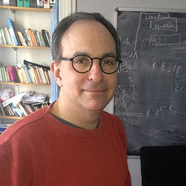 Photo of Prof Robert Zimmer
