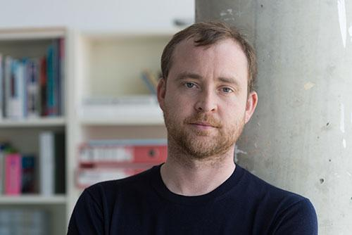 Photo of Dr Alex Wilkie