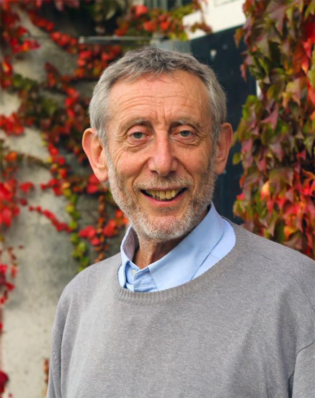 Photo of Professor Michael Rosen