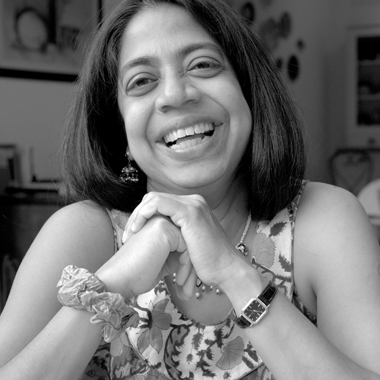 Photo of Dr Uttara Natarajan