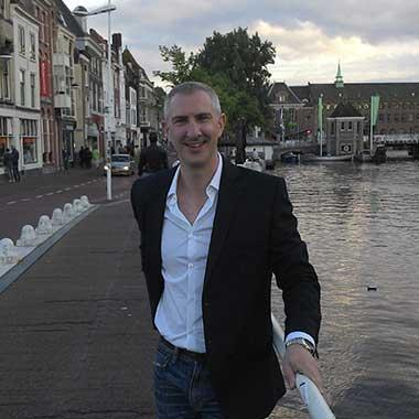 Photo of Dr Padraig Kirwan