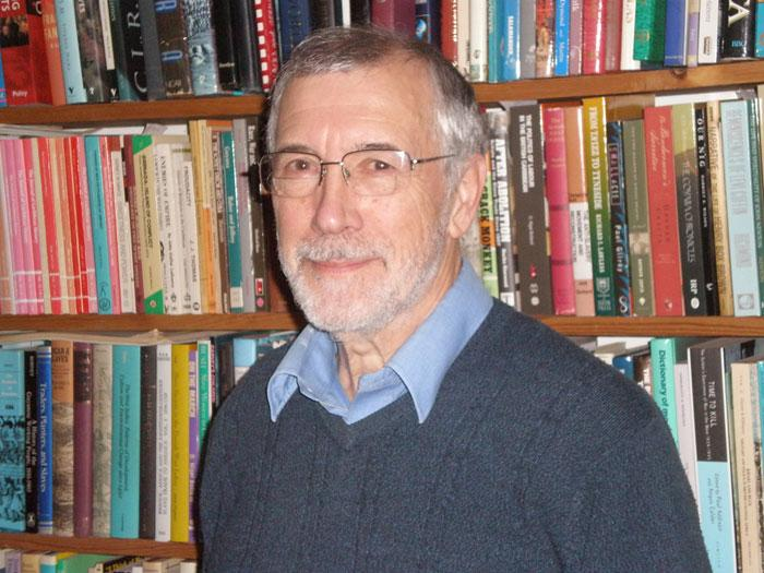 Emeritus Professor David Killingray