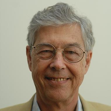 Photo of Professor James Curran