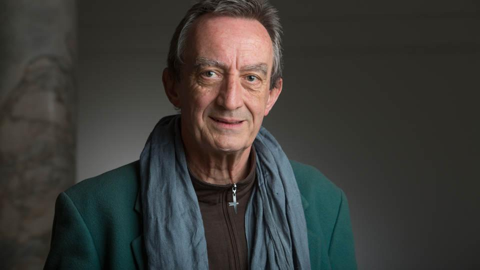 Photo of Professor Sean Cubitt