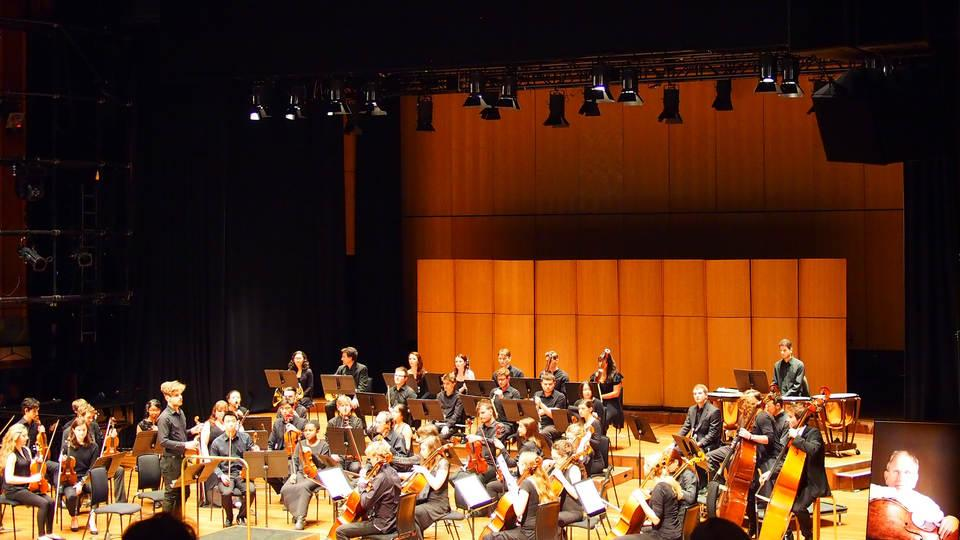 Student orchestra