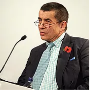 Sir Geoffrey Nice QC - Barrister and Gresham College Professor