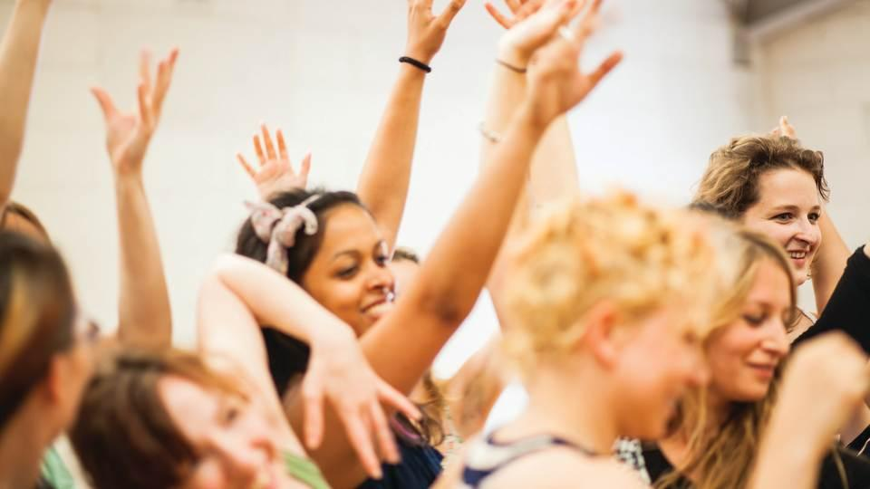 Dance Movement Psychotherapy Taster Course