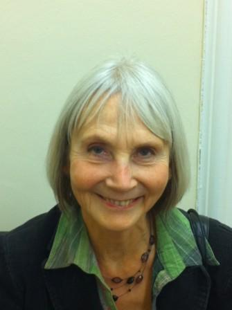 Photo of Professor Marjorie Mayo