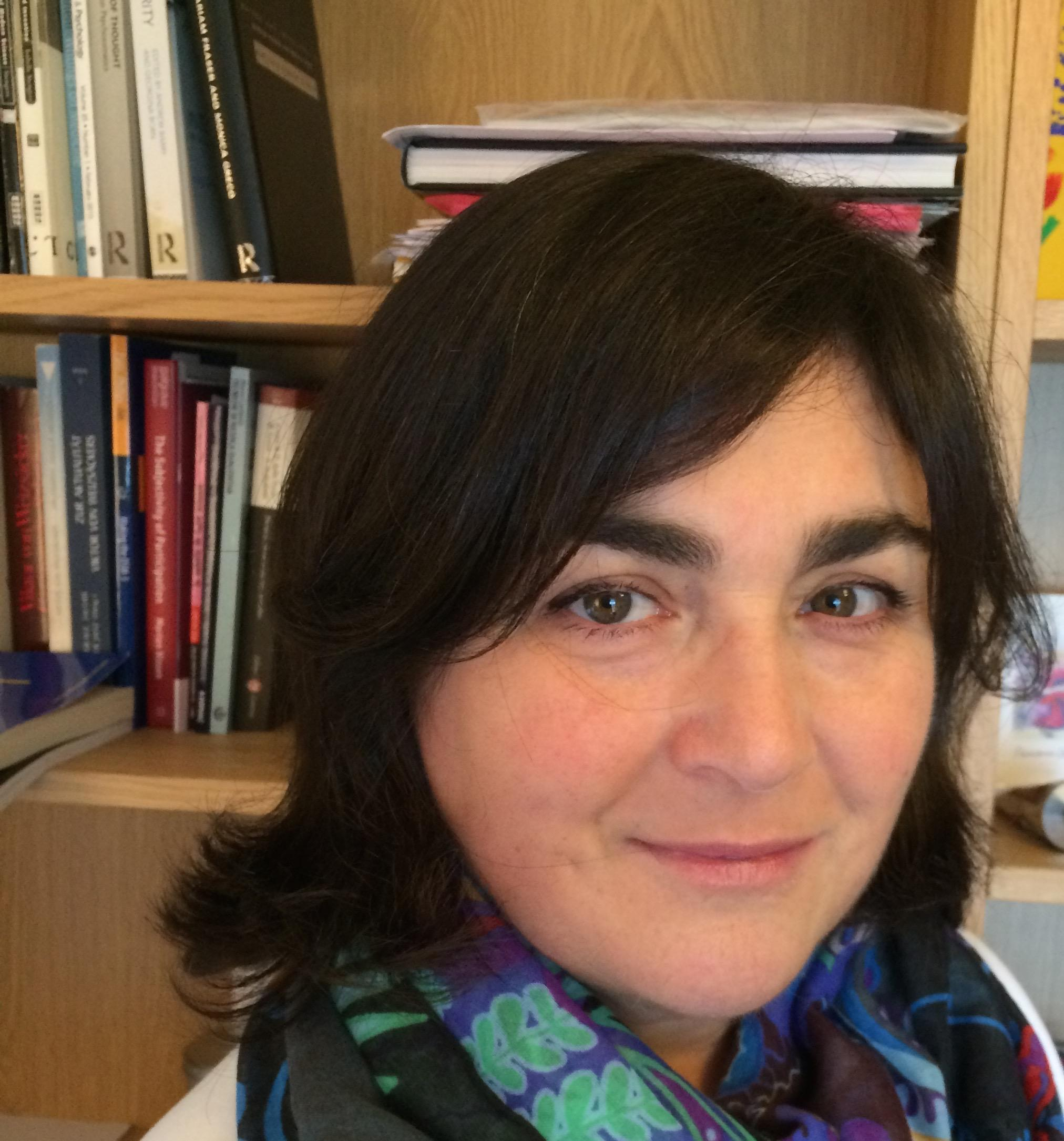 Photo of Monica Greco BA MA PhD