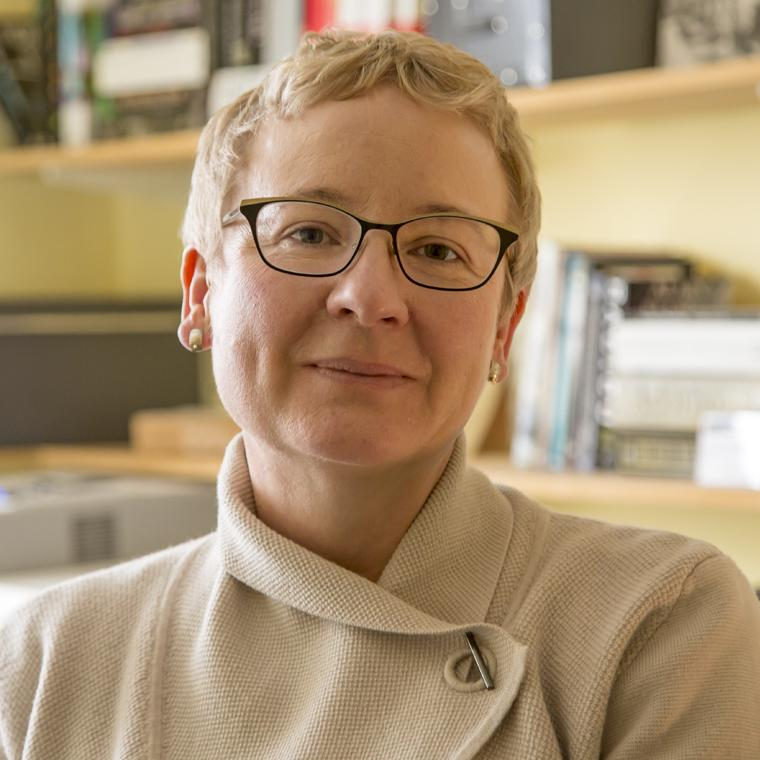 Photo of Vikki Bell BA PhD