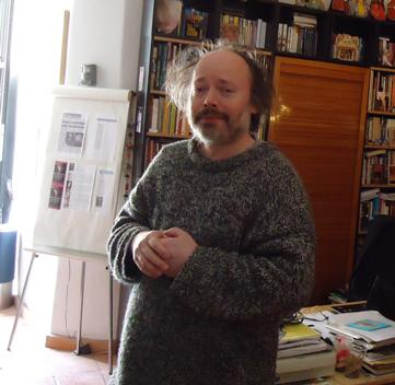 Mischa Twitchin   Goldsmiths, University of London