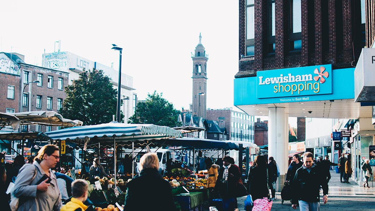 Local Market Tool >> Lewisham, Goldsmiths, University of London