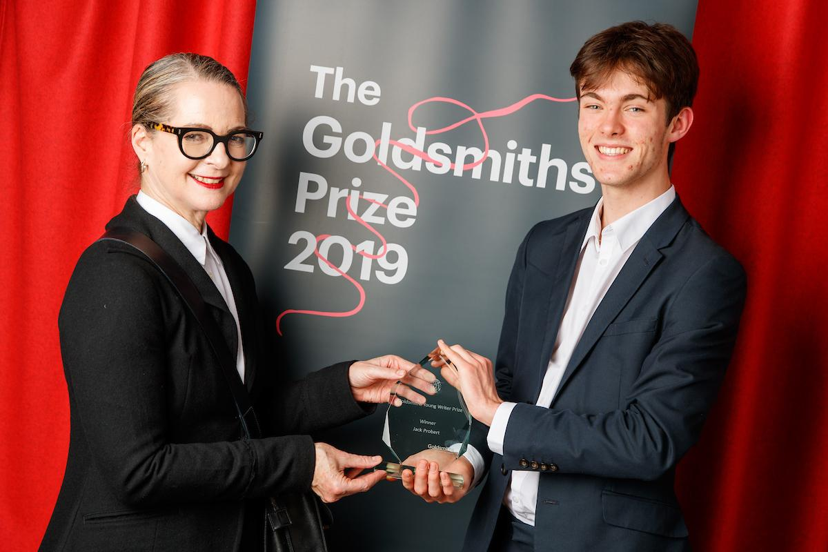 Young Writer Prize Winner 2019 Photo